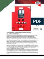 Control de Bombas DS CEPREVEN v3 SP