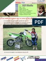 Chronique 35 Finale Minicross Pertuis 2009