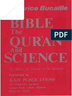 The Bible, the Quran, and Science