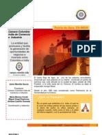 Boletin Camara Comercio India Colombia No 2