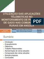 Apresentação - Aplicação Telematica