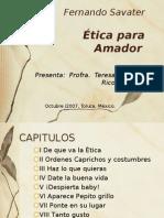 Savater_ética Para Amador