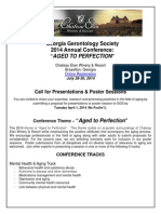 GGS Annual Conference 2014+Call+for+Presentations (2)