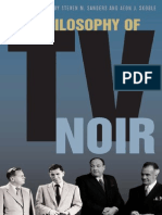 Philosophy of TV Noir