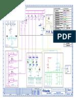 Sistema Electrico de Medición CH Yuncan rev1-Diagrama Electrico de Medicion
