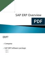 SAP ERP Basic