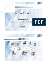 EJB for Rookies