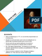 David Hume Vida y Obras