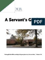 A Servant Guide