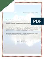Quetzaltenango 15 de Febrero de 2014
