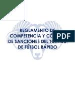 reglamento torneo interno de ftbol rpido