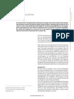 Article 'Quantified Self' - Nederlands Tijdschrift voor Geneeskunde - December 2013