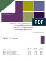 Síndrome Mielodisplásico, Mieloproliferativo, Leucoeritropoyético, Paraneoplásico
