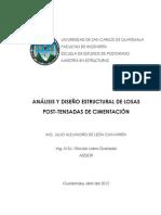 120525 Tesis de Graduación -Ing. Julio de León Ch.-