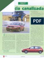 Comparacao Trator x Carro 11 de 2003