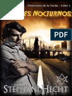 Stephani Hecht - Protectores de La Noche 02 - Evasor de Ataudes
