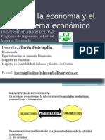 Economía Clase 1