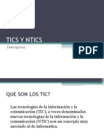 Tics y Ntics