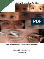 Revista Eletrônica Bragantina On Line - Fevereiro/2014