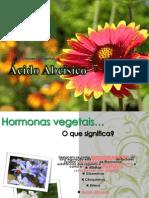 Hormonas Vegetais