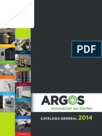 Catalogo General Argos 2014