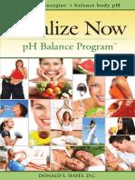 AlkalizeNow eBook