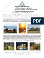 Tropical Executive Forums in Costa Rica 2014
