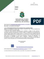 Informática de Concursos - Tribunal de Justiça CE - nível médio e superior - Cespe/UnB www.informaticadeconcursos.com.br
