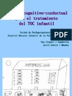 TCC en TOC Infantil