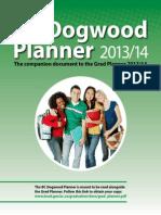 BC Dogwood Planner 2013/2014