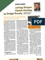 Chrysler RE Diagnostics by Mike Van Dyke