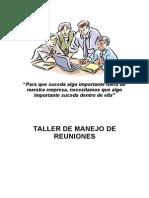 Taller de Manejo de Juntas.doc