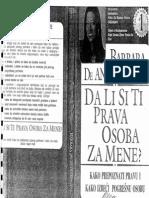 Barbara de Angelis - Da Li Si Ti Prava Osoba Za Mene