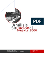 Analisis Situacional Negrete Final 2006