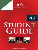 University of Monaco Student_guide_1011