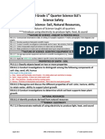 2nd  grade quarterly science pacing guide 13-14 1