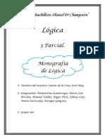 monografía de logica