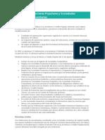 Sociedades Financieras Populares y Sociedades Financieras Comunitarias