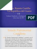 Castilla Republic Adel Guano