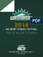 2014 Belmont Stakes Festival - Horsemen's Guide
