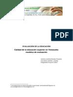Modelo de Gestion en Las Instituciones de Educ Superior