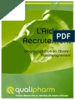 Aide Au Recrutement Pr PDF