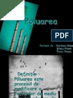 Www.referat.ro-poluarea - Tipuri de Poluare