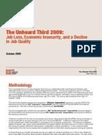 Unheard Third 2009