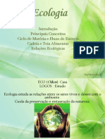 Ecologia - Introdução