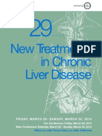 29th Annual | New Treatments in Chronic Liver Disease, Scripps