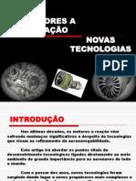 Motores a reação - Novas Tecnologias