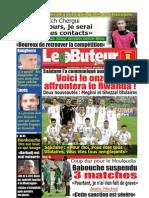 LE BUTEUR PDF du 08/10/2009