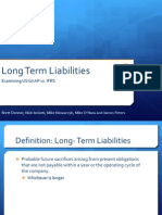Long-Term Liabilites (1)