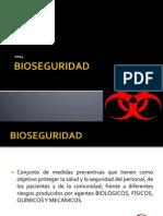 Bioseguridad I